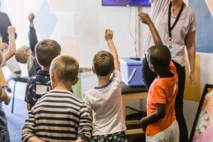 kinderen stotteren op school
